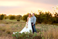 Nathan + KC | Fossil Creek Wedding